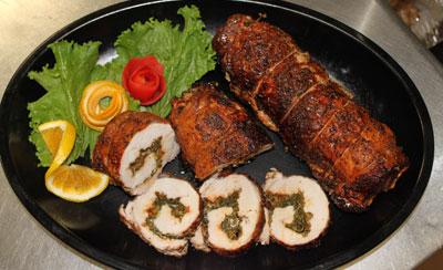 Rosemary Roasted Pork Loin